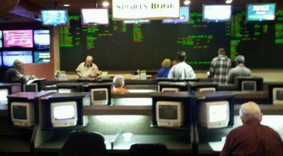 Photo of Casino Harrah's Race & Sportsbook at Laughlin, NV 89029, United States