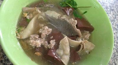 Photo of Asian Restaurant ต้มเลือดหมูคุณศรี (Khun Sri Pattaya) at ถ.พัทยากลาง, Bang Lamung 20150, Thailand