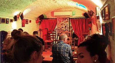 Photo of Music Venue Le Chien Andalou at Paseo De Los Tristes, Granada, Spain