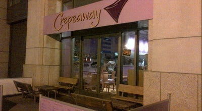 Photo of French Restaurant Crepeaway at 2001 L St Nw, Washington, DC 20036, United States