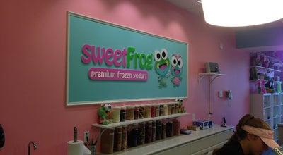 Photo of Frozen Yogurt Sweet Frog Premium Frozen Yogurt at 1500 Pleasant Valley Rd, Manchester, CT 06042, United States