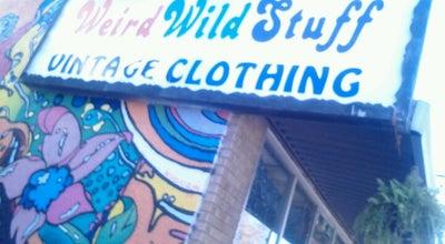 Photo of Thrift / Vintage Store Weird Wild Stuff at 4905 Leavenworth St, Omaha, NE 68106, United States