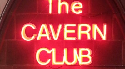 Photo of Rock Club The Cavern Club at 10 Mathew St, Liverpool L2 6RE, United Kingdom
