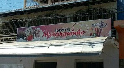 Photo of Ice Cream Shop Sorveteria Moranguinho at Praça Beato Coll, Montes Claros, Brazil