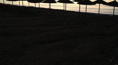 Photo of Beach Παραλία Μεγάλο Καβούρι (Megalo Kavouri Beach) at Παραλία Μεγάλο Καβούρι, Βουλιαγμένη 166 71, Greece