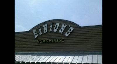 Photo of American Restaurant Binion's Roadhouse at 1565 Four Seasons Blvd, Hendersonville, NC 28792, United States