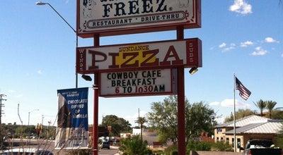 Photo of Ice Cream Shop Tastee Freez & Sundance Pizza at 512 E Wickenburg Way, Wickenburg, AZ 85390, United States