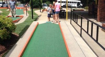 Photo of Golf Course Putt-Putt Fun Center at 1340 N Church St, Burlington, NC 27217, United States