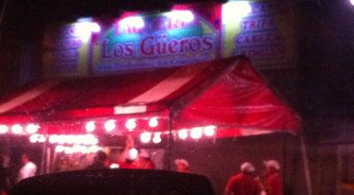 Photo of Taco Place Tacos Los Güeros at Ahuehetes, Coacalco, Mexico