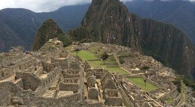 Photo of Mountain Santuario de Macchu Picchu at Águas Calientes, Peru