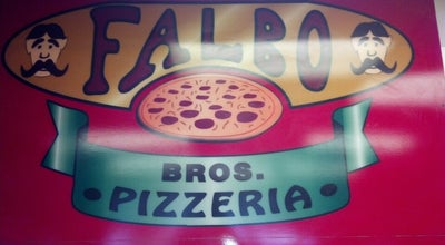 Photo of Pizza Place Falbo Bros. Pizzeria at 3250 Kennedy Cir, Dubuque, IA 52002, United States