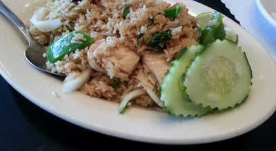 Photo of Asian Restaurant Lai Thai at 7168 Dempster St, Morton Grove, IL 60053, United States