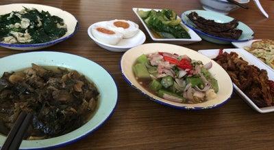 Photo of Asian Restaurant 红屋(清粥小菜) at No.23 Jalan Sentral,taman Sentral,, Butterworth 13400, Malaysia