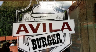 Photo of Burger Joint Ávila Burger at Cuadra Gastronómica, 6 Transversal Entre 4 Y 3 Ave, Caracas 1060, Venezuela