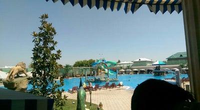 Photo of Water Park Aquapark Atlantis at Uzbekistan