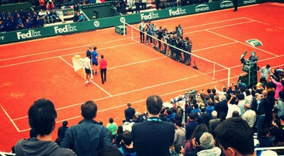 Photo of Tennis Court Court n°1 at Stade Roland Garros, Paris 75016, France