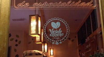 Photo of Cafe Verde Aromo. at Amapolas 819-b, Mexico