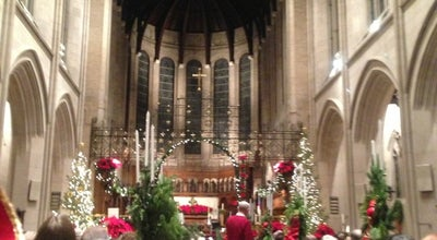 Photo of Church Saint Johns Cathedral at 1350 Washington St, Denver, CO 80203, United States