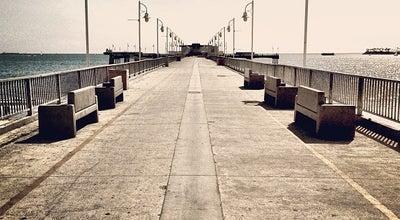 Photo of Beach Belmont Veterans Memorial Pier at 15 39th Pl, Long Beach, CA 90803, United States