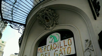 Photo of Flea Market Mercadillo del Gato at Calle Gran Via 12., Madrid 28013, Spain