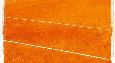 Photo of Tennis Court Club De Tenis Hipódromo at Calle 115, La Plata, Buenos Aires, La Plata, Argentina