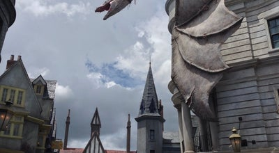 Photo of Theme Park Ride / Attraction The Wizarding World Of Harry Potter - Diagon Alley at Diagon Alley, Orlando, FL 32819, United States