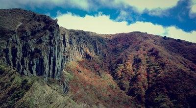 Photo of Trail 한라산 영실코스 at 도순동 산1-1, 서귀포시 697-350, South Korea