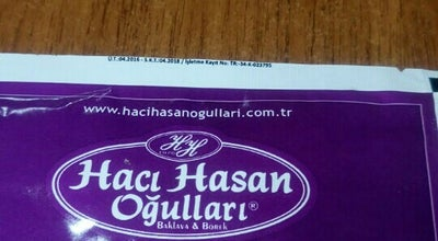 Photo of Dessert Shop Haci Hasanogullari Baklava Gemlik at Turkey