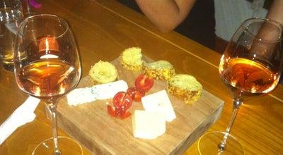 Photo of Wine Bar Όταν η Μυρσίνη ερωτεύτηκε τον φούρνο at Λάμπρου Κατσώνη 3, Καβάλα 654 03, Greece