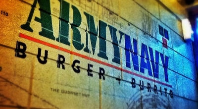 Photo of Burrito Place Army Navy Burger + Burrito at Emilio Aguinaldo Hwy, Imus City 4103, Philippines