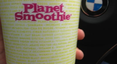 Photo of Smoothie Shop Planet Smoothie at 196 Alps Rd., Athens, GA 30606, United States