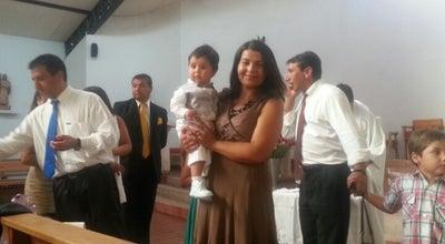 Photo of Church Iglesia Divino Maestro at Rancagua, Chile