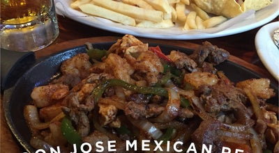 Photo of Mexican Restaurant Don Jose at 3609 Boulevard, Colonial Heights, VA 23834, United States