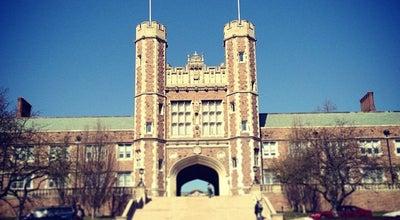 Photo of University Washington University in St. Louis at 1 Brookings Dr, Saint Louis, MO 63130, United States