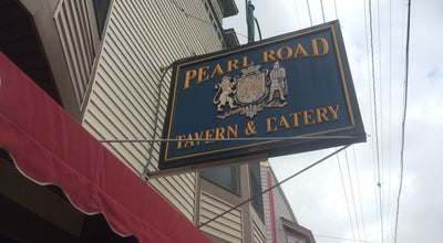 Photo of Bar Pearl Road Tavern & Eatery at 4370 Pearl Rd, Cleveland, OH 44109, United States