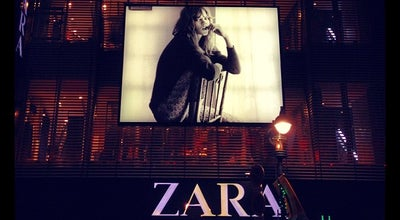Photo of Clothing Store Zara at 宇田川町25-10, 渋谷区 150-0042, Japan