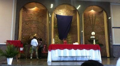 Photo of Church Paróquia São Paulo Apóstolo at Qe 7, Lt. F, Ae, Brasília 71020-667, Brazil