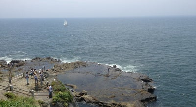 Photo of Beach 稚児ヶ淵 at 江の島2, 藤沢市 251-0036, Japan