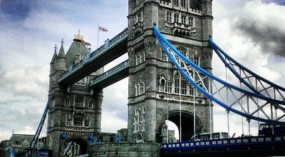 Photo of Bridge Tower Bridge at Tower Bridge Rd, London SE1 2UP, United Kingdom