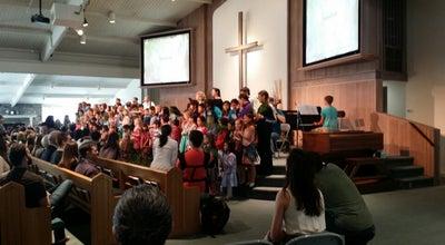 Photo of Church Peninsula Bible Church at 3505 Middlefield Rd, Palo Alto, CA 94306, United States