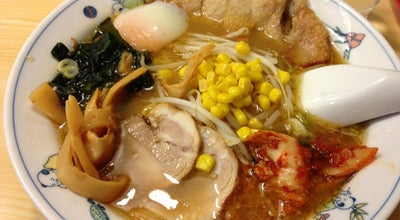 Photo of Ramen / Noodle House テンホウ 城南店 at 城南1-2365-7, 諏訪市, Japan