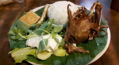 Photo of Indonesian Restaurant Bebek Goreng H. Slamet at Jl. Daan Mogot No. 37, Tangerang, Indonesia