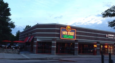 Photo of American Restaurant 54th Street Grill & Bar at 303 Ne Englewood Rd, Kansas City, MO 64118, United States