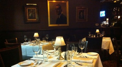 Photo of Steakhouse The Capital Grille at 120 Broadway, New York, NY 10271, United States