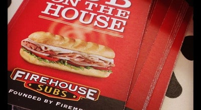 Photo of Sandwich Place Firehouse Subs Pacific Commons at 43344 Boscell Rd, Fremont, CA 94538, United States