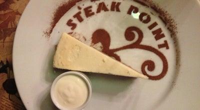 Photo of American Restaurant Steak Point Restaurant at Омская Ул., 56, Нижневартовск, Russia