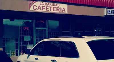 Photo of Cuban Restaurant La Caridad Cafeteria at 18172 Nw 2nd Ave, Miami, FL 33169, United States