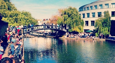 Photo of Market Camden Lock Market at 54-56 Camden Lock Pl, London NW1 8AF, United Kingdom