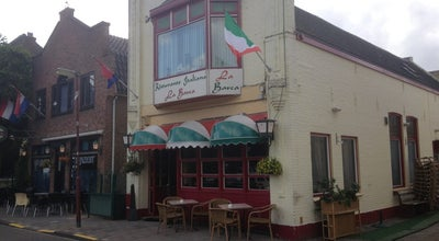 Photo of Italian Restaurant La Barca at Herenstraat 38, Nieuwegein 3431 CV, Netherlands