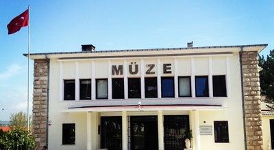 Photo of History Museum Edirne Arkeoloji ve Etnografya Müzesi at Meydan Mah. Kadir Paşa Mektep Sok., Edirne, Turkey